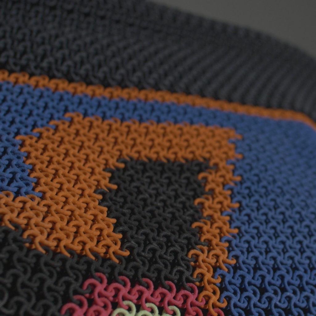 Modeclix ZED Dress Detail